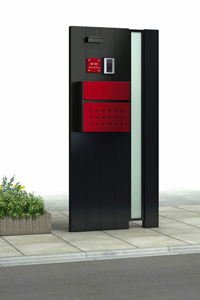 YKK APの機能門柱